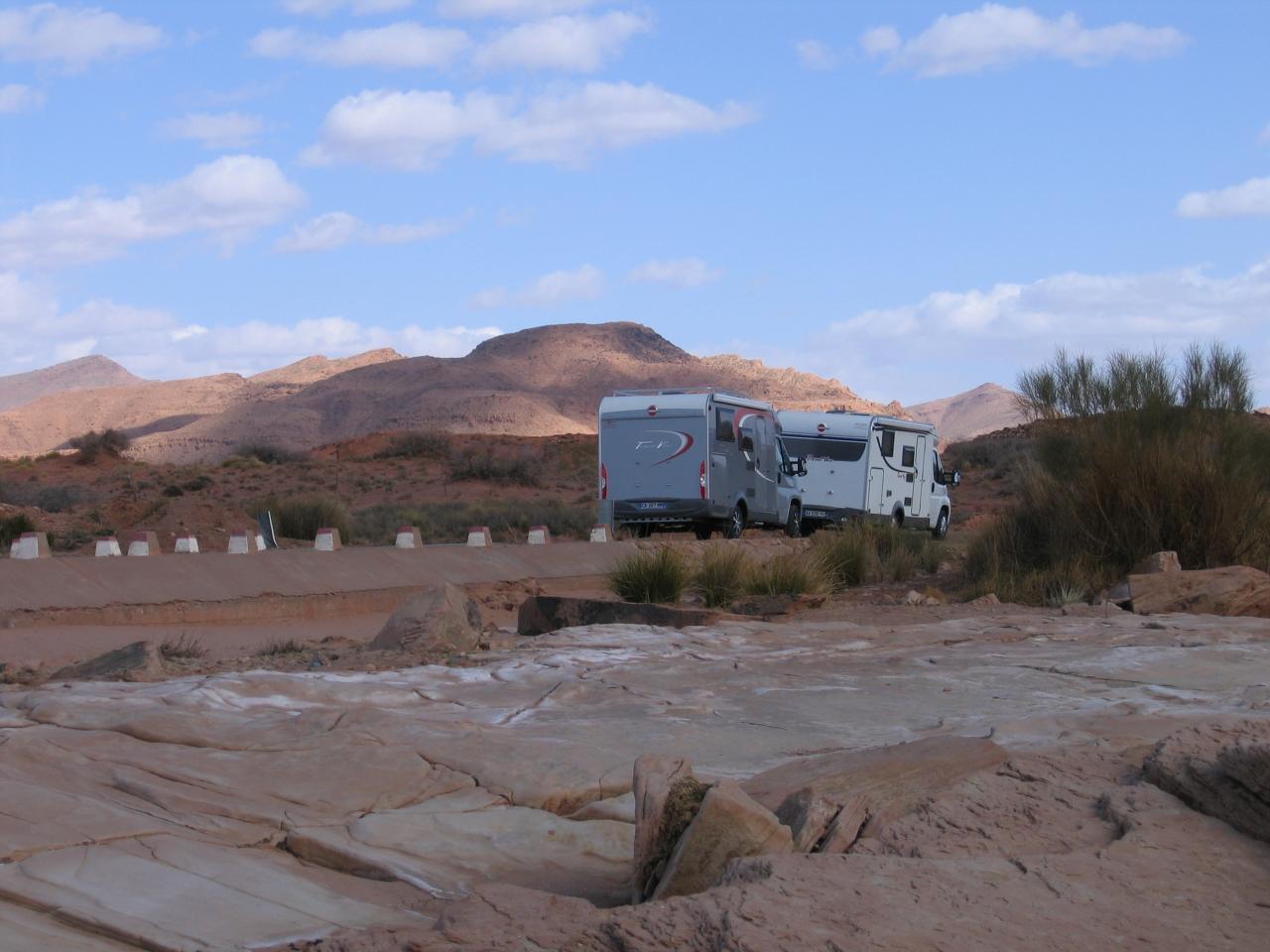 route Bouarfa Ich