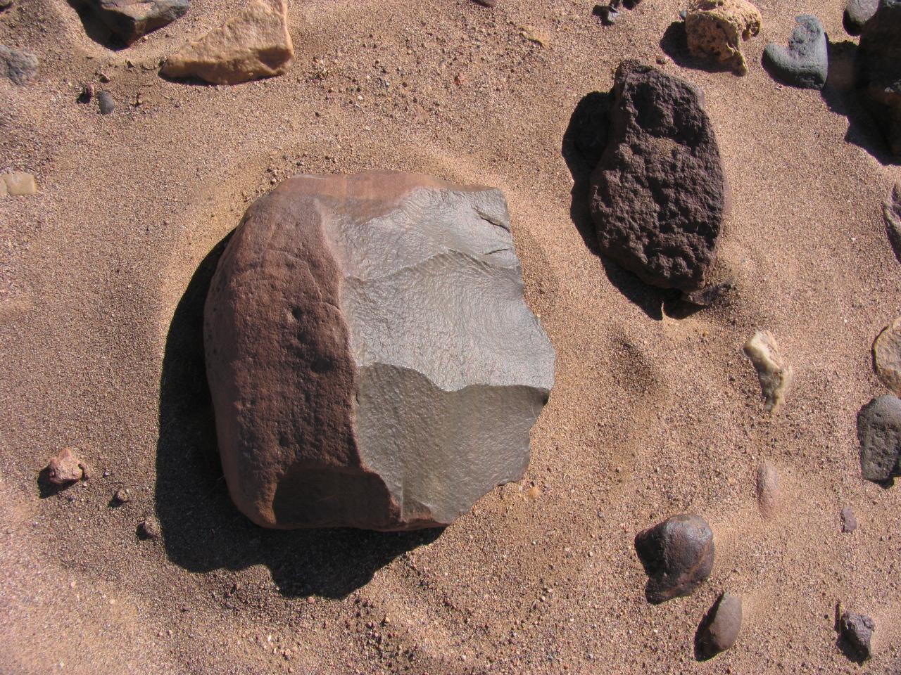 Outil paléolithique 47