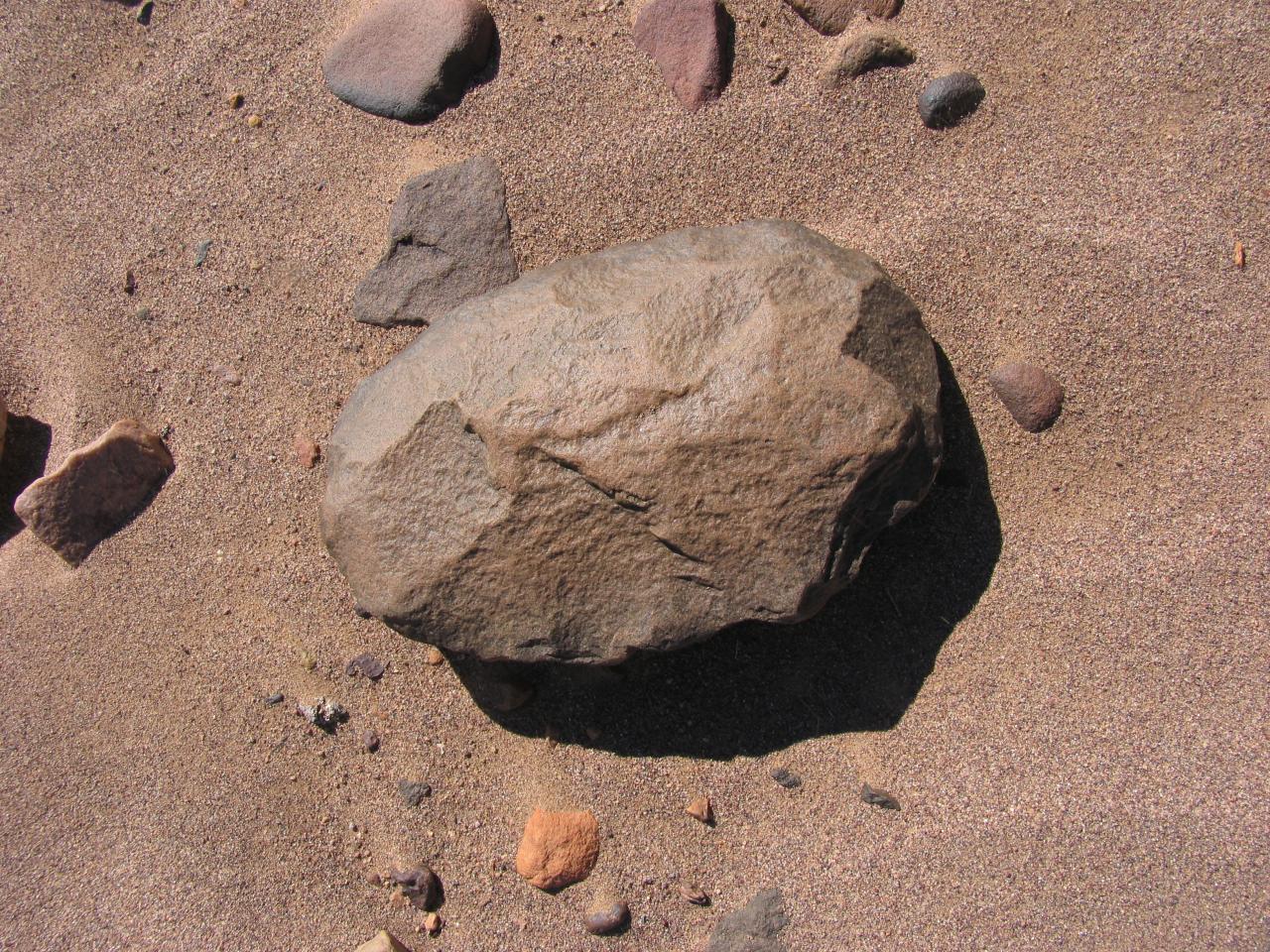 Outil paléolithique 40