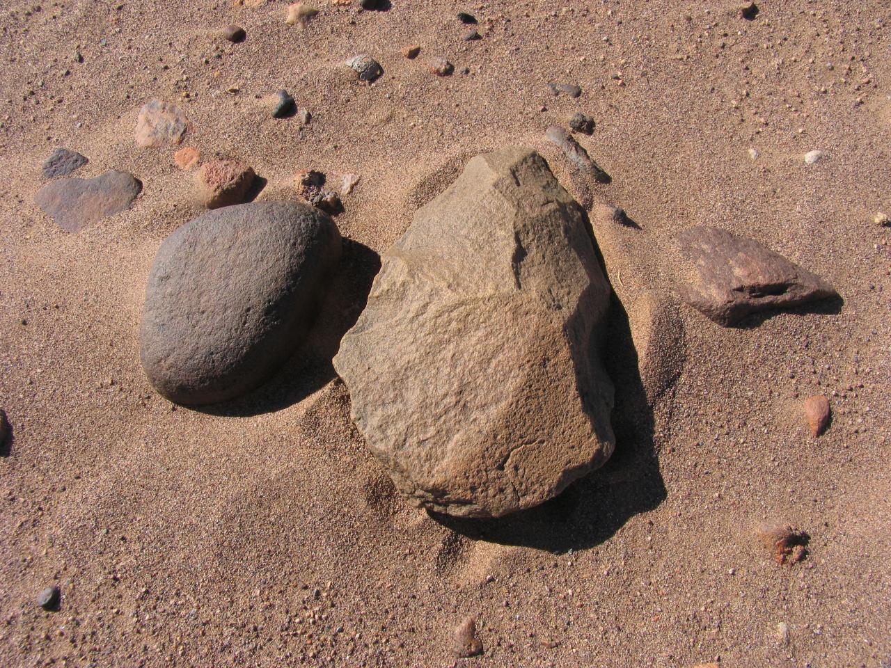 Outil paléolithique 50