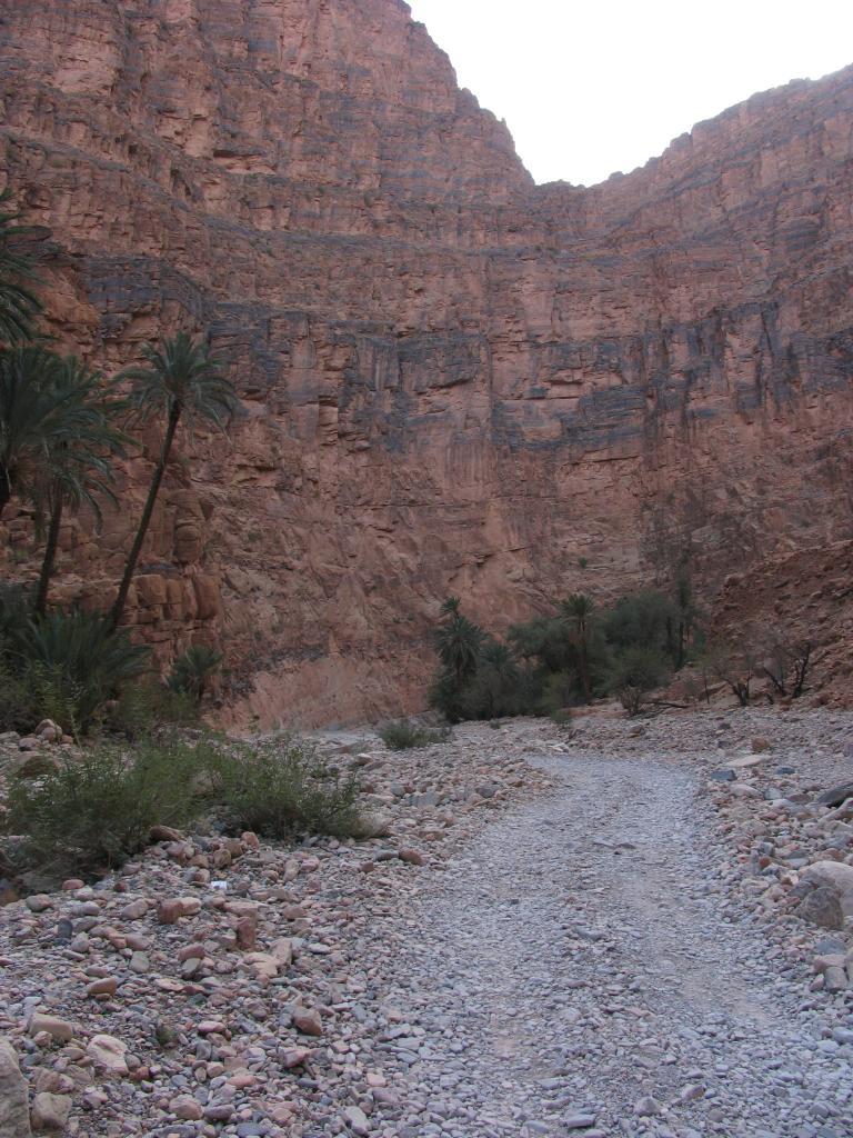 Piste Tizgui Idaoubaloul, Tafraoute