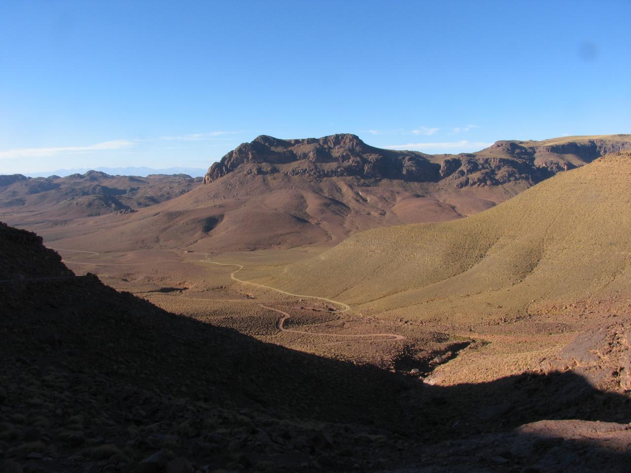 massif Sarhro