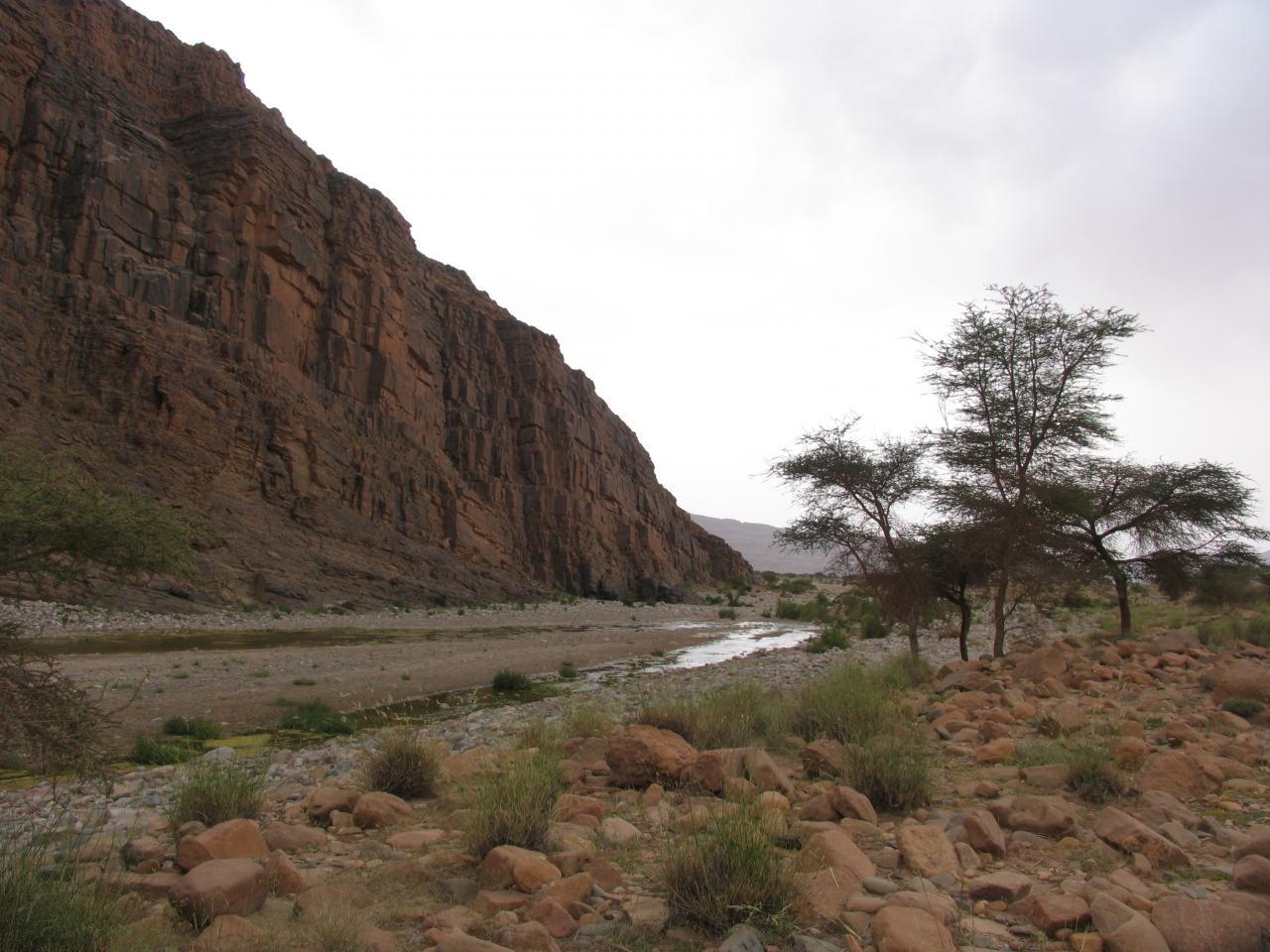 Site Tadakoust (NE Icht)