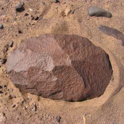 Outil paléolithique 18