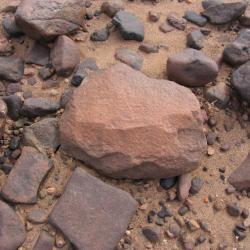 Outil paléolithique 23