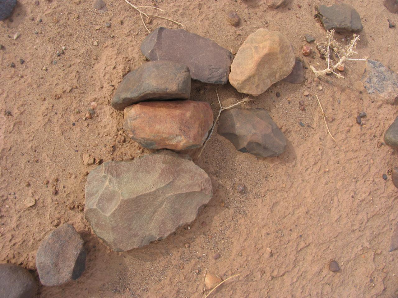 Outil paléolithique 28