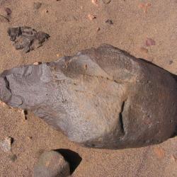 Outil paléolithique 56
