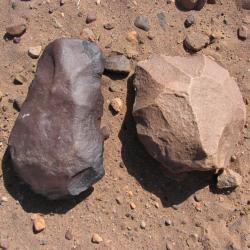 Outil paléolithique 58