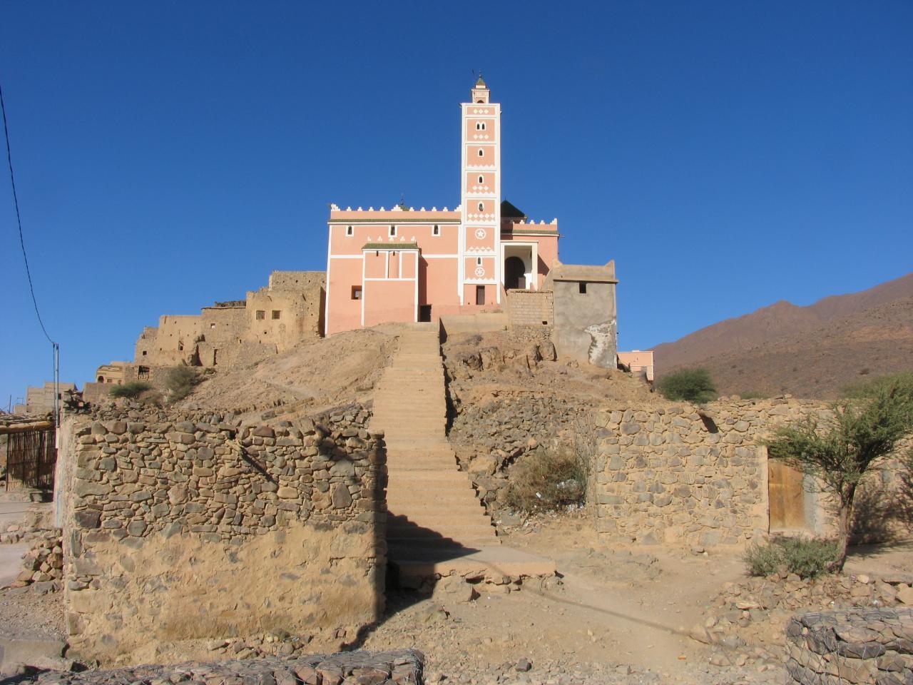 Tamzarout mosquée