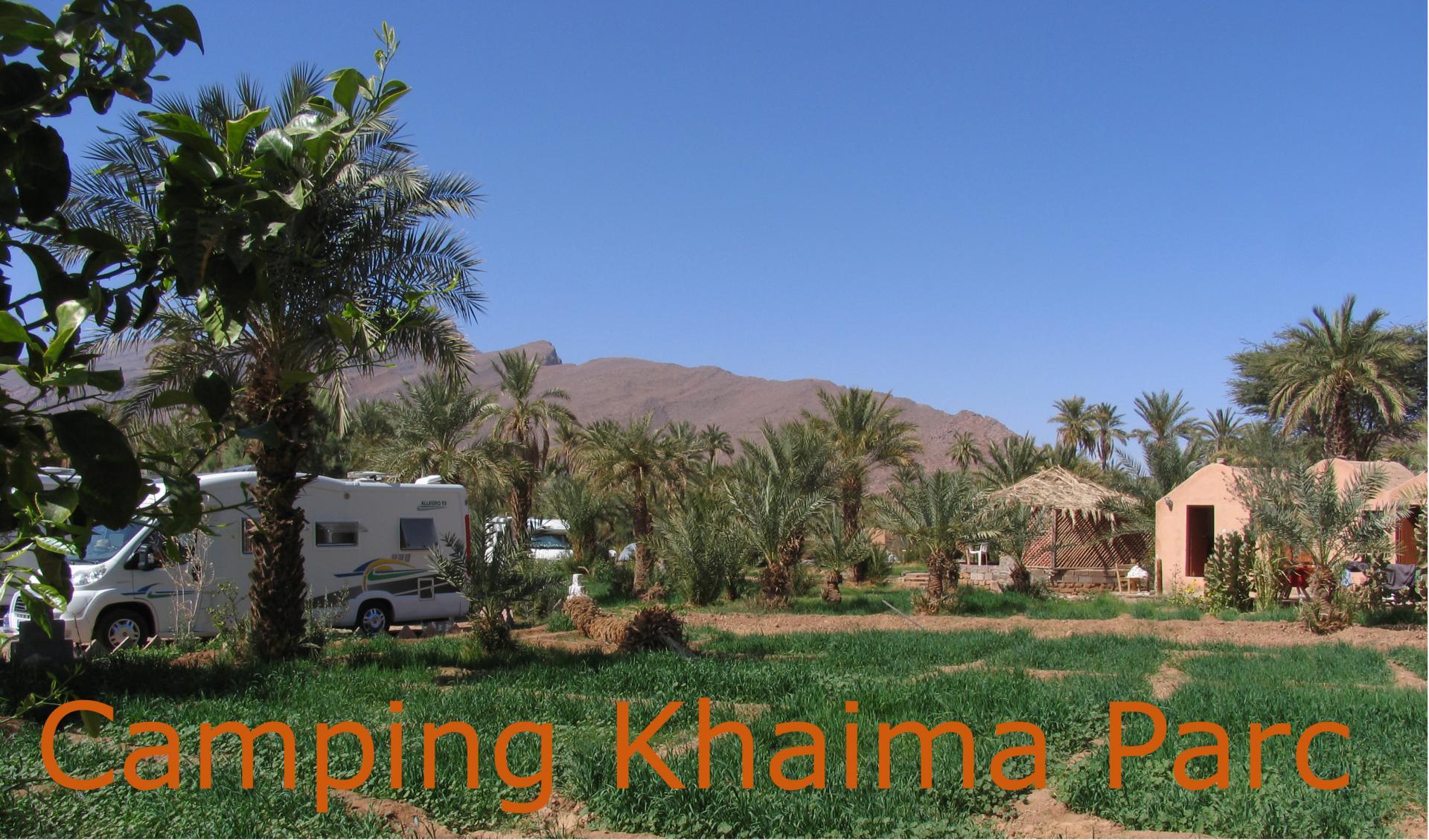 Camping Khaima Parc