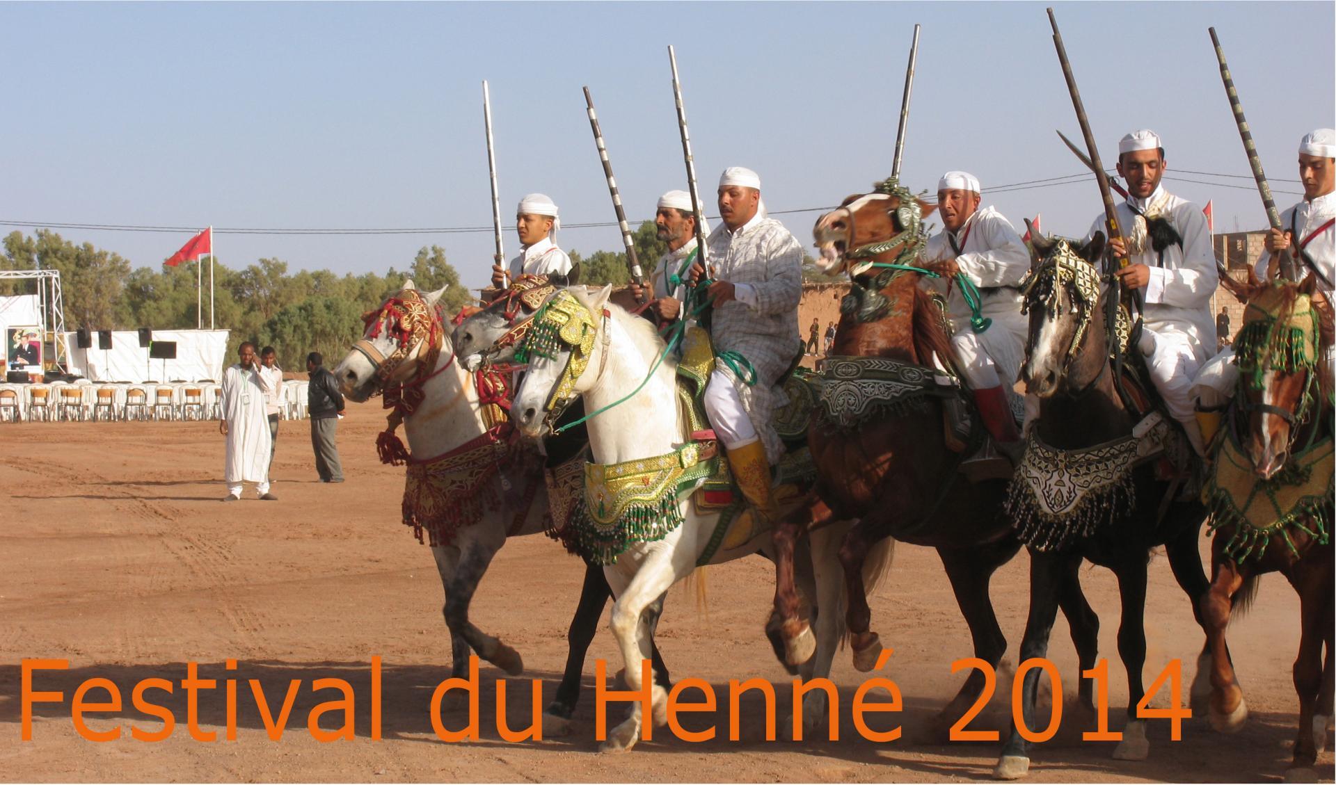 Le Festival du Henné 2014